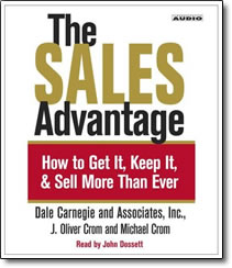 Sales Advantage - audio