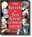 Secrets of Ten Great Geniuses - audio