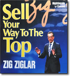 Sell Your Way to the TOP - unabridged audio