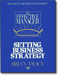 Setting Business Strategy