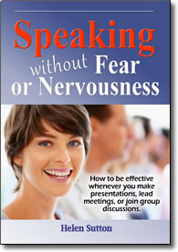 Speaking Without Fear or Nervousness DVD
