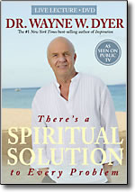 There is a Spiritual Solution to Every Problem - DVD