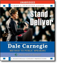 Stand and Deliver - audio