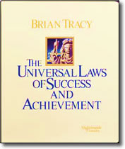 The Universal Laws of Success and Achievement - audio