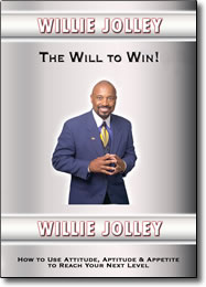 Will to Win - DVD