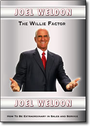 Willie Factor - DVD