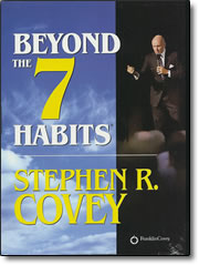Beyond The 7 Habits - audio