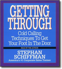 Getting Through: Cold Calling Techniques
