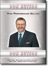 High Performance Selling - DVD