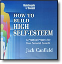 How to Build High Self Esteem - audio