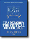 Leadership: The Critical Difference