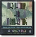 Meditations for Manifesting - audio
