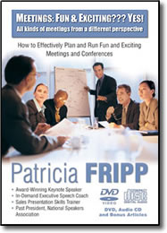 Meetings: Fun & Exciting? Yes! - DVD