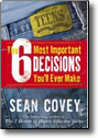 Thumbnail image for 6 Most Important Decisions You'll Ever Make – audio