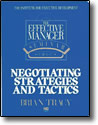 Negotiating Strategies and Tactics
