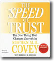 Speed of Trust - Unabridged - audio