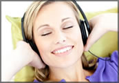 Listening to MP3 Audio Downloads