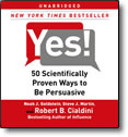Yes! 50 Scientific Proven Ways to Be Persuasive - audio