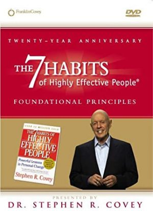7 Habits Foundational Principles DVD
