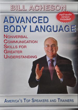 Advanced Body Language DVD