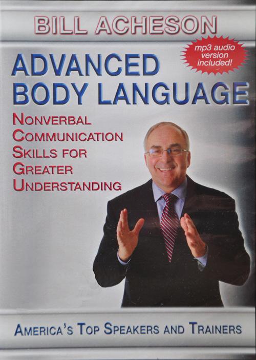 Advanced Body Language DVD