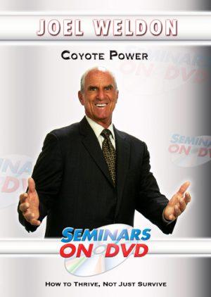 Coyote Power DVD