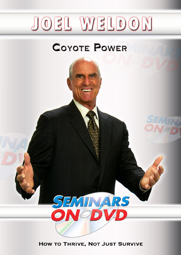 Coyote Power DVD