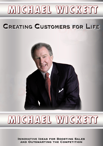 Creating Customers for Life DVD