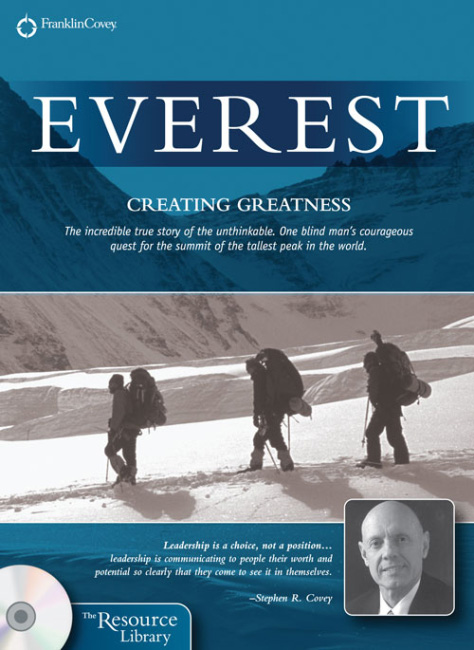 Everest by Stephen R. Covey