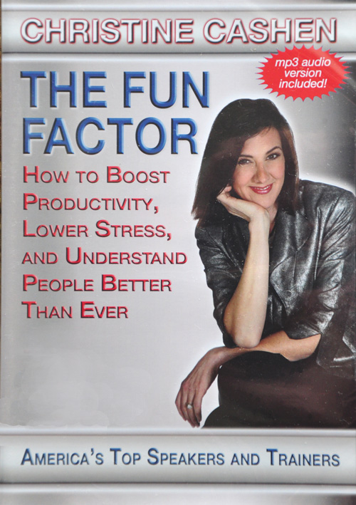 The Fun Factor by Christine Cashen