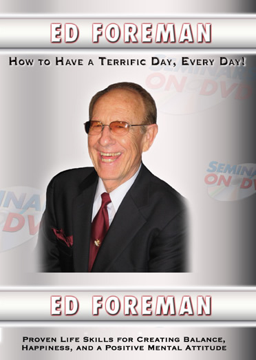 How to Make Every Day Terrific DVD