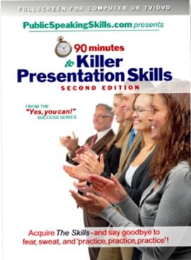 Killer Presentation Skills