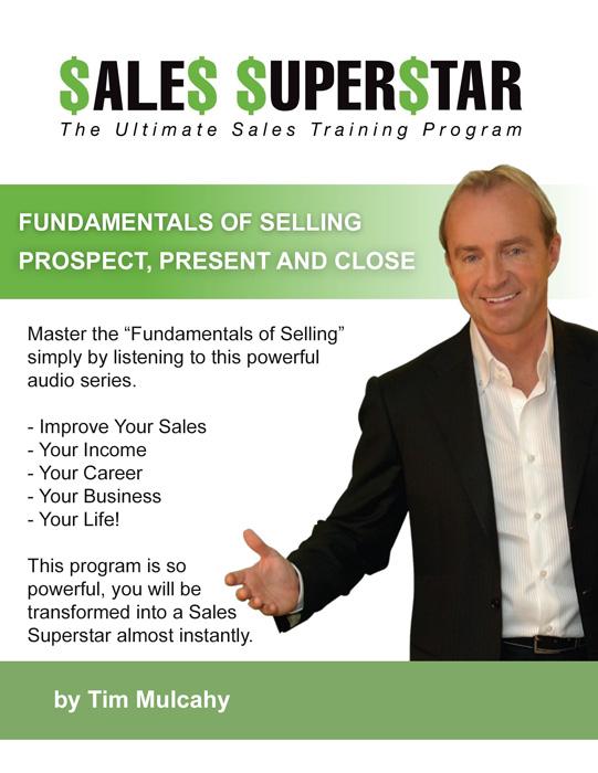 Sales Superstar Sales Training System
