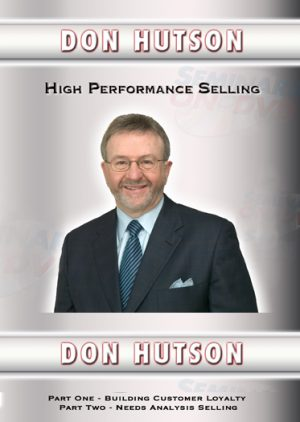 High Performance Selling DVD