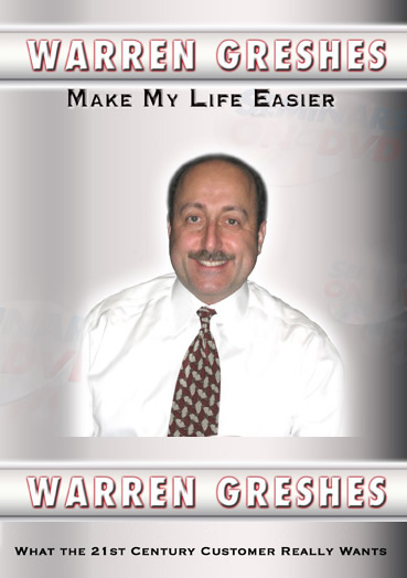 Make My Life Easier by Warren Greshes