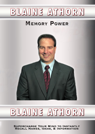 Memory Power by Blaine Athorn