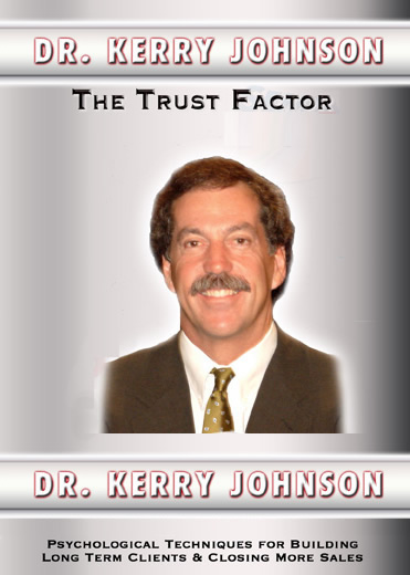 The Trust Factor by Dr. Kerry Johnson